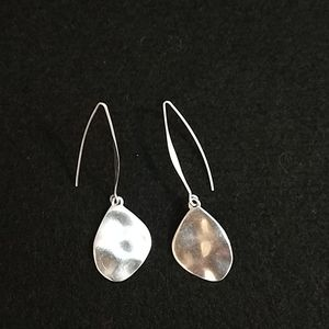 Boho Sterling Silver Earrings